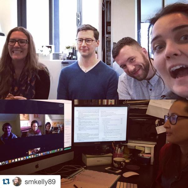 Making Conversation Team Skype 14.05.2016
