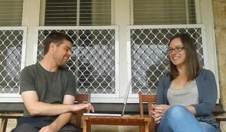 David John Lang interviews Anne Cawrse