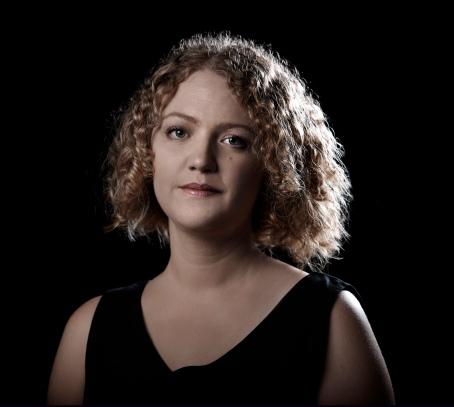 Composer Jenna Cave