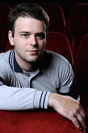 Composer Peter McNamara