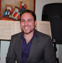 Composer Mark Oliveiro