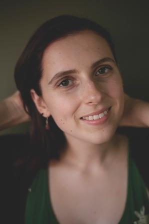 Composer Rachel Bruerville